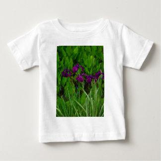 Beautiful Purple Iris Baby T-Shirt