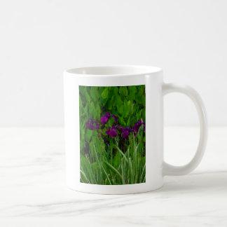 Beautiful Purple Iris Coffee Mug