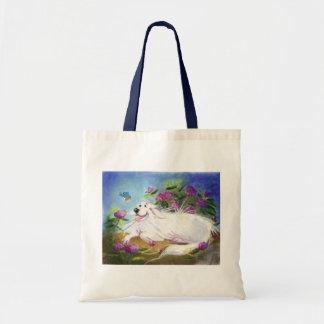 Beautiful Pyrenees / Budget Totebag Tote Bag