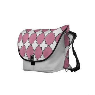 Beautiful Quatrefoil Design Bag by Leslie Harlow