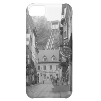 Beautiful Quebec City Case For iPhone 5C