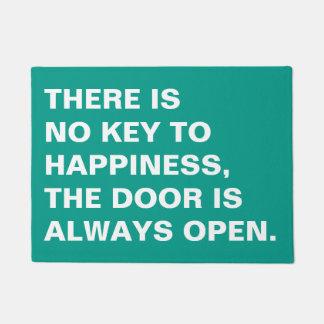 Beautiful Quote Doormat