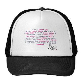 Beautiful Quotes Trucker Hat
