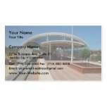 Beautiful Railway Station Of Currambine Business Cards