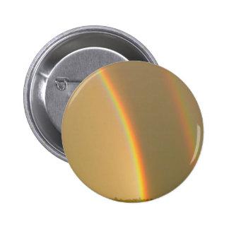 Beautiful Rainbow After Rain Pin