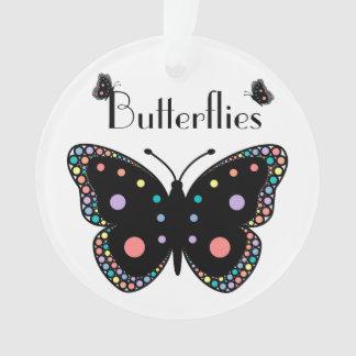 Beautiful Rainbow Butterflies