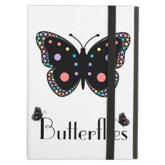 Beautiful Rainbow Butterflies Case For iPad Air