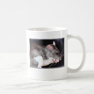 Beautiful Rat Painting Mugs