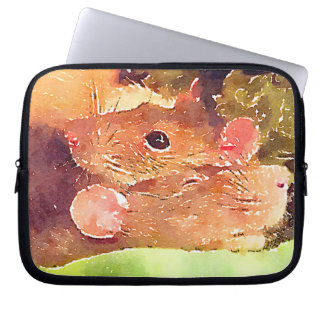 Beautiful Rats Laptop Sleeve