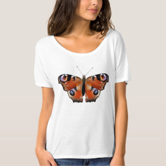 Beautiful realistic butterfly T-Shirt