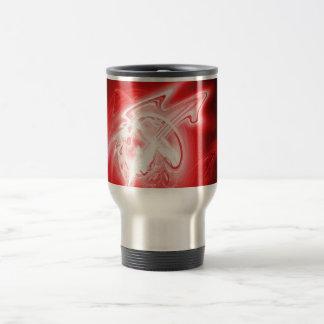 Beautiful Red Energy Coffee Mug
