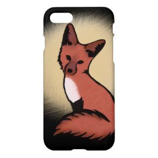 Beautiful Red Foxy Fox iPhone 8/7 Case
