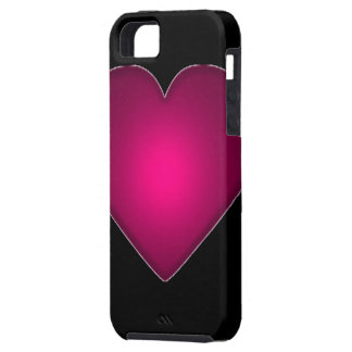 Beautiful Red Heart iPhone SE/5/5s Case
