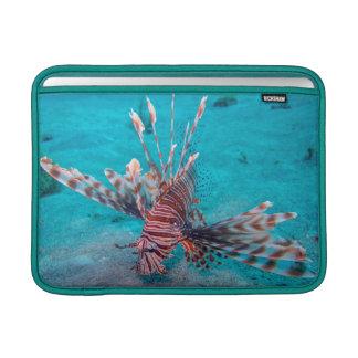 Beautiful Red Lion Fish MacBook Air Sleeve