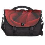 Beautiful Red Rose Laptop Bag