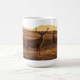 Beautiful Red Stag Mug