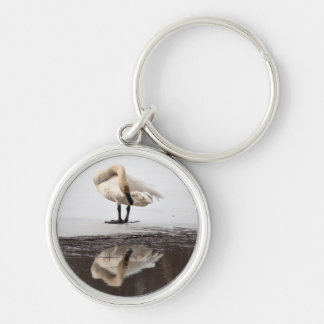 Beautiful Reflection Keychain