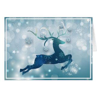 Beautiful Reindeer Card