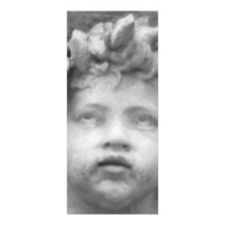 Beautiful Renaissance Child Angel Rack Card