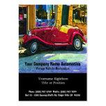 Beautiful Restored Classic Car Business Card