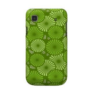 Beautiful, retro floral Samsung Galaxy S Case casematecase