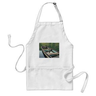 Beautiful river adult apron