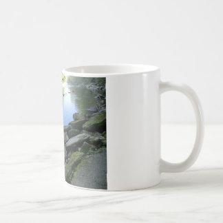 Beautiful River Bank Scene Coffee Mug