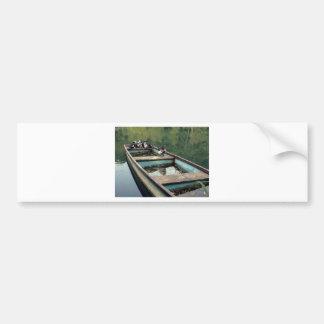 Beautiful river bumper sticker