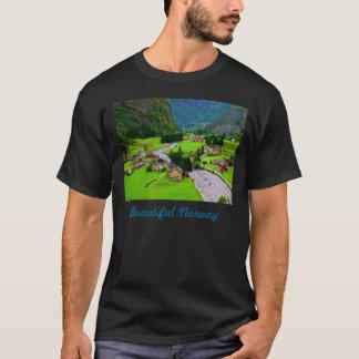 Beautiful River Town T-Shirt
