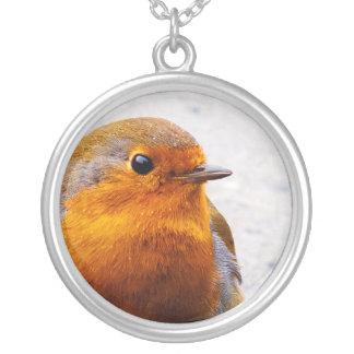 Beautiful Robin Necklace