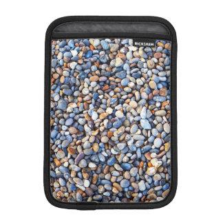 Beautiful Rocky Pebble Texture iPad Mini Sleeves
