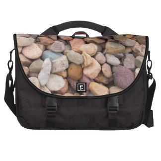 Beautiful Rocky Pebble Texture Computer Bag