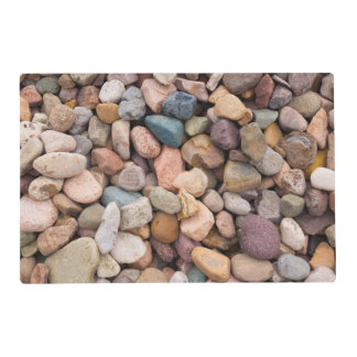 Beautiful Rocky Pebble Texture Placemat
