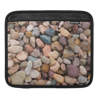 Beautiful Rocky Pebble Texture Sleeves For iPads