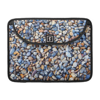 Beautiful Rocky Pebble Texture Sleeves For MacBook Pro