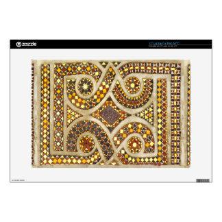 "Beautiful Romanesque Mosaic 15"" Laptop Skin"