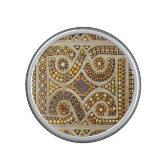Beautiful Romanesque Mosaic Speaker