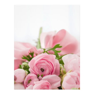 Beautiful Rose Bouquet Full Color Flyer
