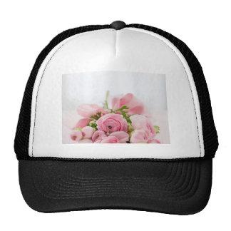 Beautiful Rose Bouquet Trucker Hat