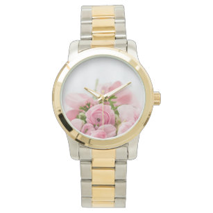Beautiful Rose Bouquet Watch