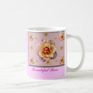 Beautiful Rose, Coffee Mug