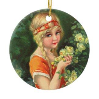 Beautiful Rose Girl