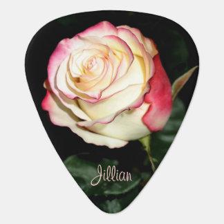 Beautiful Rose Guitar Pick