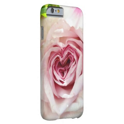Beautiful Rose Heart iPhone case