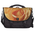 Beautiful  Rose Laptop Commuter Bag
