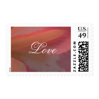 Beautiful Rose Love 1med Stamps