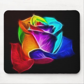 Beautiful Rose of Colors 5 Mouse Pad