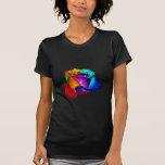 Beautiful Rose of Colors 5 T Shirt
