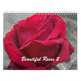 Beautiful Roses 2 Calendar