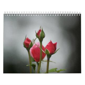 Beautiful Roses Calendar